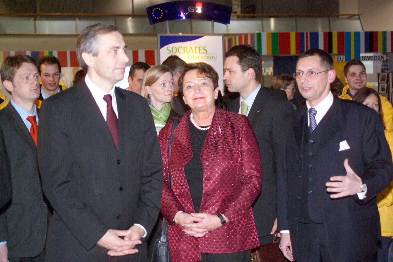 eTwinning-Konferenz 2006