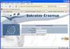 Erasmus-Online-Screenshot